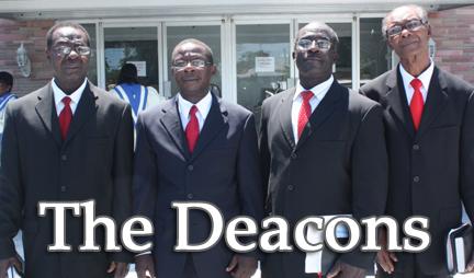 the deacons of the united Haitian baptist church