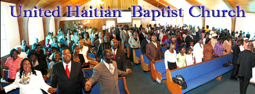 view of the congregation of united haitian baptist church (UHBC)