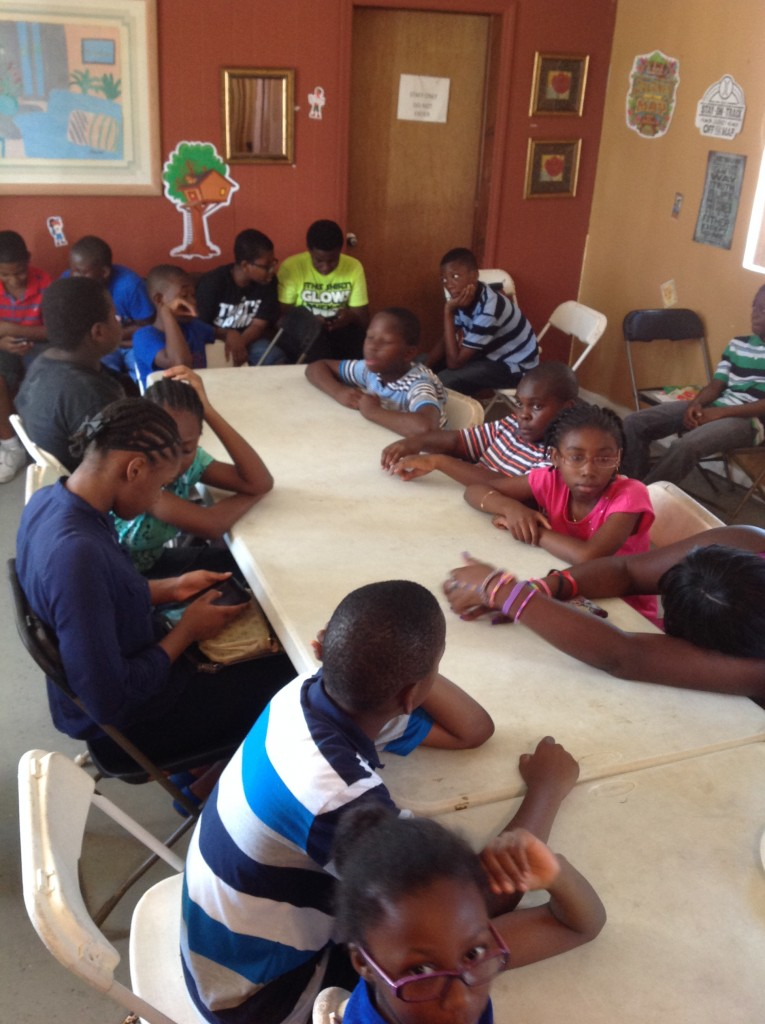 VBS 2015 at United haitian baptist chuch (UHBC)